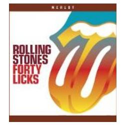 Rolling Stones Forty Licks 2009 Merlot