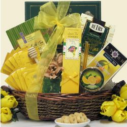 Thinking Of You Get Well Gift Basket