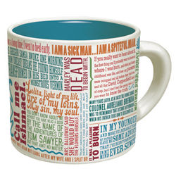 The Greatest First Lines of Literature Ever Mug