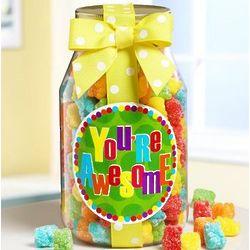 You're Awesome Teddy Gummies Jar