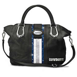 Dallas Cowboys D-Town Chic Handbag