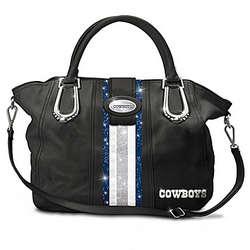 Dallas Cowboys D-Town Chic Handbag