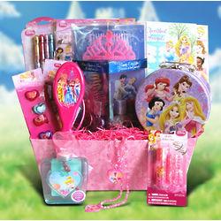 Disney Princess Accessories Gift Basket