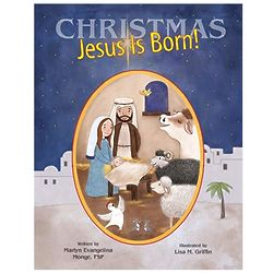 Jesus is Born Children's Christmas Book