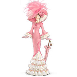 A Vision of Hope Breast Cancer Charity Figurine