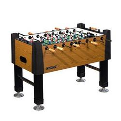 Signature Foosball Game Table with Manual Scoring