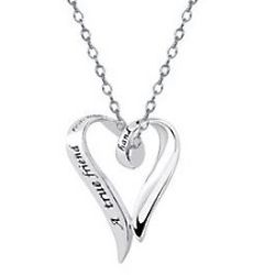 Reflections Inspiration Friendship Necklace