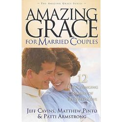 Amazing Grace for Married Couples Book