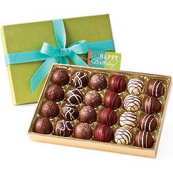 Birthday Truffle Box