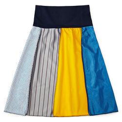 Sporty Uniform Skirt