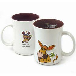 Shamrogues Donkey Mug