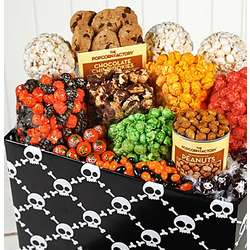 Skulls Jumbo Treat Sampler Gift Box