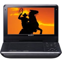 "Sony 9"" Portable DVD Player"