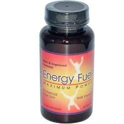 Energy Fuel Maximum Power Supplement with Vitamin D3