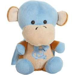 North Carolina Tar Heels Plush Superhero Monkey