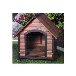 Medium Precision Outback Country Lodge Dog House