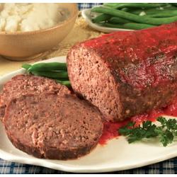 Old-Fashioned Meatloaf