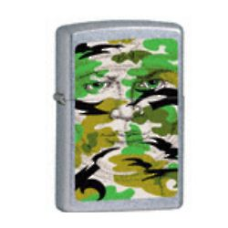 Personalized Zippo Hidden Face Lighter