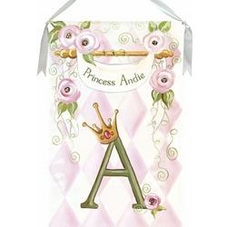 Personalized Princess Wall Hanging