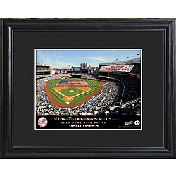 Personalized Major League Baseball Stadium Print