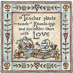 A Teacher Plants The Seeds T-Shirt