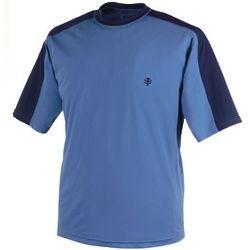 Men's Short Sleeve Crewneck Swim Shirt UPF 50+