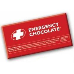 Emergency Dark Chocolate 4 Pack