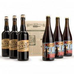 Rare Beer of the Month Club 6 Bottles 2 Months