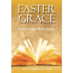 Easter Grace Daily Gospel Reflections Book
