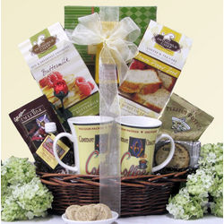 Get Well Breakfast Gift Basket