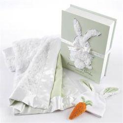 Bunny Blanket Baby Gift Set