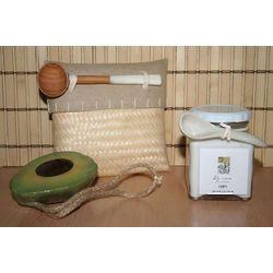 Avocado Bath Set