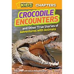 Crocodile Encounters Kid's Book