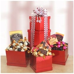 Heights of Passion All Godiva Gift Tower