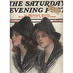 Old Saturday Evening Post