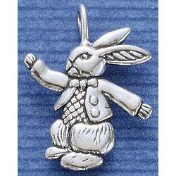 Easter Bunny Charm
