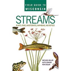 Field Guide to Wisconsin Streams Book