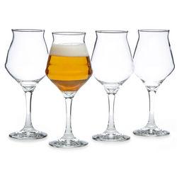 4 Beer Sommelier Glasses