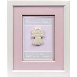 Framed Baby Memorial Ornament