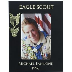 Personalized Eagle Scout Photo Frame