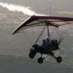 Austin Introductory Tandem Trike Flight Experience for 1