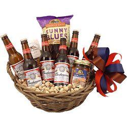 Beertown Budweiser Gift Basket