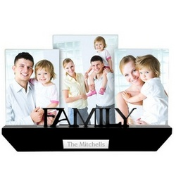 Family Photo Shelf Gallery