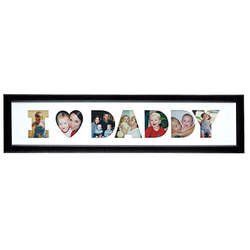 Personalized Men's I Heart Photo Collage