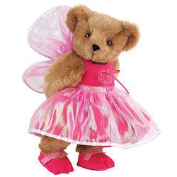 "15"" Learn To Dress Fairy Princess Bear"