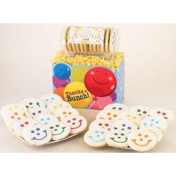 Grateful Grins Cookie Gift Basket