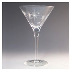 Twinkle Martini Glass Set