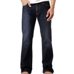 455 Relaxed Bootleg Jeans