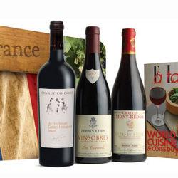 Roads of the Rhone Wine Trio Wine Gift Set