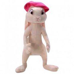 Hop Plush 12' Pink Beret Bunny